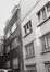 rue Royale 85, façade arrière (démolie), impasse de la Bobine, 1981