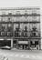 rue Royale 92-94-96a, angle Treurenberg et place de Louvain., 1981