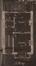 Rue de l'Abdication 4, plan du premier étage avec mention du WC sur le repos de l'escalier, AVB/TP 6386 (1902).