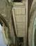 Ambiorixsquare 11, derde verdieping, plafond dat oculus met gevel verbindt., 2003