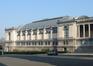 Façade sud du pavillon nord de 1880, abritant le Musée de l'Armée et d'Histoire militaire., 2007