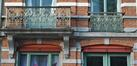 Rue Joseph II 152, balcons, 2018