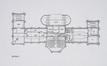 Avenue du Maelbeek 3-13, ancien Institut d'Anatomie et d'Histologie, plan du niveau 1, LAMBERT, C., Étude historique …, Ville de Bruxelles – CPH, 2001, p. 7.