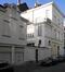 Rue du Marteau 69, dépendance et façade arrière, 2020