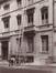 Spastraat 67, oorspronkelijk bepleisterde gevel, ontpleisterd in 1985© SAB/DS 91449 (1985)