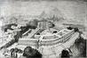 Voorontwerp voor de uitbreiding van het Koninklijk museum voor Natuurwetenschappen uit 1933 door architect Lucien De Vestel, © AAM – Institut des Sciences Naturelles