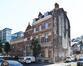 Rue du Frontispice 57 et 55, anciens dépôts de la brasserie Le Chevalier Marin, 2016