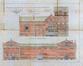 Rue du Frontispice 55-57 et 18 rue Nicolay, anciens dépôts de la brasserie Le Chevalier Marin, élévations, AVB/TP 59254 (1923)