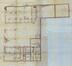 Rue du Frontispice 55-57 et 18 rue Nicolay, anciens dépôts de la brasserie Le Chevalier Marin, plan du sous-sol, AVB/TP 59254 (1923)