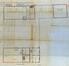 Rue du Frontispice 55-57 et 18 rue Nicolay, anciens dépôts de la brasserie Le Chevalier Marin, plan du second étage, AVB/TP 59254 (1923)