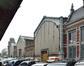 Gare de Marchandise, hôtel d'administration et gare des petits colis et des colis en souffrance