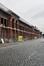 Rue Picard 7-9, Tour et Taxis, gare de marchandises, façade est, (© ARCHistory / APEB, 2017)