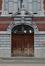 Rue Picard 5, Tour et Taxis, hôtel d'administration, façade sud, entrée, (© ARCHistory / APEB, 2017)