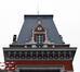 Rue Picard 7-9, Tour et Taxis, gare des petits colis, toiture de la tour, (© ARCHistory / APEB, 2017)