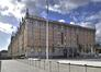 Avenue du Port 86c, Tour et Taxis, entrepôt B, façades est et nord© (© ARCHistory / APEB, 2017)