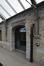 Avenue du Port 86c, Tour et Taxis, entrepôt B, dernier étage, détail de la charpente© (© ARCHistory / APEB, 2017)