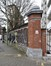 Rue de l'Escaut, Tour et Taxis, vestiges de clôture, (© ARCHistory / APEB, 2017)