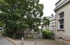 Place Arthur Van Gehuchten 4, hôpital Brugmann, médecine infantile, façade avant, angle rentrant droit© (© ARCHistory / APEB, 2018)