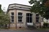 Place Arthur Van Gehuchten 4, hôpital Brugmann, médecine infantile, façade latérale du pavillon droit© (© ARCHistory / APEB, 2018)