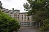 Place Arthur Van Gehuchten 4, hôpital Brugmann, médecine infantile, façade avant, angle rentrant gauche© (© ARCHistory / APEB, 2018)