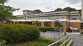 Place Arthur Van Gehuchten 4, hôpital Brugmann, médecine infantile, façade arrière© (© ARCHistory / APEB, 2018)