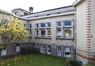 Place Arthur Van Gehuchten 4, hôpital Brugmann, chirurgie infantile, façade avant, angle rentrant droit© (© ARCHistory / APEB, 2018)