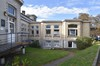 Place Arthur Van Gehuchten 4, hôpital Brugmann, chirurgie infantile, façade avant, angle rentrant gauche© (© ARCHistory / APEB, 2018)
