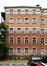Place Arthur Van Gehuchten 4, hôpital Brugmann, home des infirmières, façade avant, pavillon gauche© (© ARCHistory / APEB, 2018)