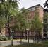 Place Arthur Van Gehuchten 4, hôpital Brugmann, home des infirmières, façade arrière© (© ARCHistory / APEB, 2018)