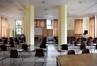 Place Arthur Van Gehuchten 4, hôpital Brugmann, home des infirmières, rez-de-chaussée, salle à l'extrémité gauche© (© ARCHistory / APEB, 2018)