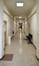 Place Arthur Van Gehuchten 4, hôpital Brugmann, home des infirmières, premier étage, couloir longitudinal© (© ARCHistory / APEB, 2018)