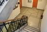 Place Arthur Van Gehuchten 4, hôpital Brugmann, home des infirmières, cage d'escalier© (© ARCHistory / APEB, 2018)