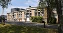 Place Arthur Van Gehuchten 4, hôpital Brugmann, cuisine centrale, façade avant© (© ARCHistory / APEB, 2018)