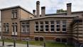 Place Arthur Van Gehuchten 4, hôpital Brugmann, cuisine centrale, façade latérale gauche© (© ARCHistory / APEB, 2018)