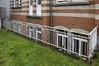 Place Arthur Van Gehuchten 4, hôpital Brugmann, cuisine centrale, façade latérale gauche, cour anglaise© (© ARCHistory / APEB, 2018)