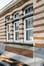 Place Arthur Van Gehuchten 4, hôpital Brugmann, cuisine centrale, fenêtres jumelles© (© ARCHistory / APEB, 2018)