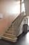 Place Arthur Van Gehuchten 4, hôpital Brugmann, cuisine centrale, façade droite, cage d'escalier de l'étage© (© ARCHistory / APEB, 2018)