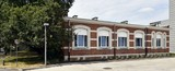 Place Arthur Van Gehuchten 4, hôpital Brugmann, Fondation Yvonne Boël, façade latérale droite, (© ARCHistory / APEB, 2018)