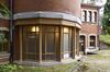 Arthur Van Gehuchtenplein 4, Brugmann ziekenhuis, mortuarium en kapel, linker zijgevel, benedenverdieping van de absis© (© ARCHistory / APEB, 2018)