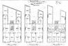 Rue des Artistes 78, plans des trois derniers niveaux, AVB/TP Laeken 4121 (1911)