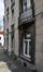 Rue des Artistes 64-64a, détail de la façade vers la rue des Artistes, 2017