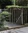 Avenue des Croix du Feu 251, détail de la grille de clôture, ARCHistory / APEB, 2018