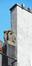 Avenue des Croix du Feu 301, sommet du pilastre couvert de céramique© ARCHistory / APEB, 2018