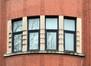 Boulevard de Smet de Naeyer 556, détail du bow-window© ARCHistory / APEB, 2018