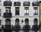 Rue Edmond Tollenaere 25-27, niveaux médians, 2017