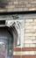 Boulevard Émile Bockstael 33, détail de la fenêtre du rez-de-chaussée, 2017