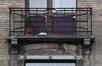 Émile Bockstaellaan 52, balkon op tweede verdieping, 2017