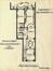 Boulevard Émile Bockstael 115, plan du rez-de-chaussée© (Album de la Maison Moderne, 6e année, pl. 7)