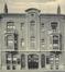 Boulevard Émile Bockstael 138-142, (Album de la Maison Moderne, 5e année, pl. 5)