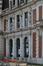 Place Émile Bockstael, ancien hôtel communal, façade principale, détail des trois travées de droite, 2017
